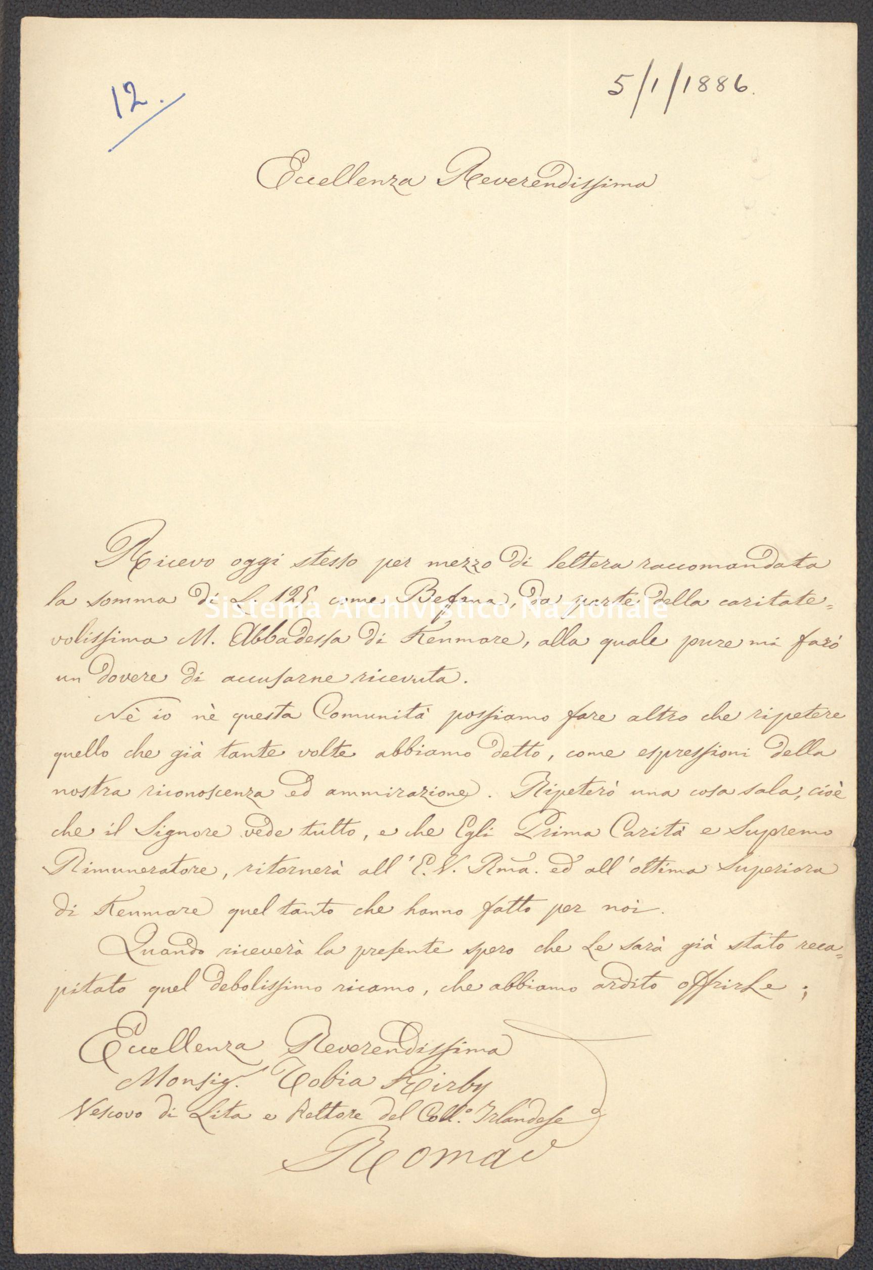 Pontificio Collegio Irlandese - Kirby_1886_12