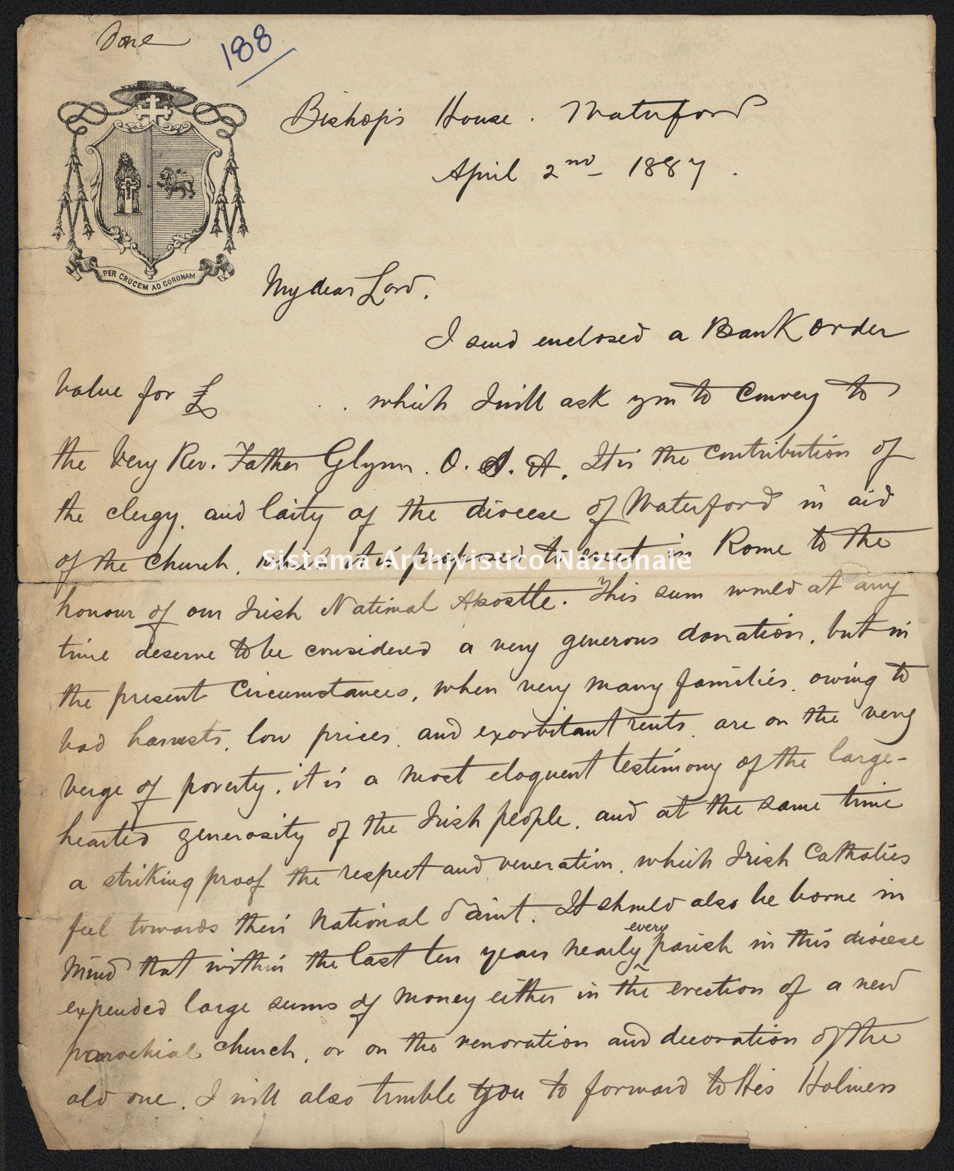 Pontificio Collegio Irlandese - Kirby_1887_188