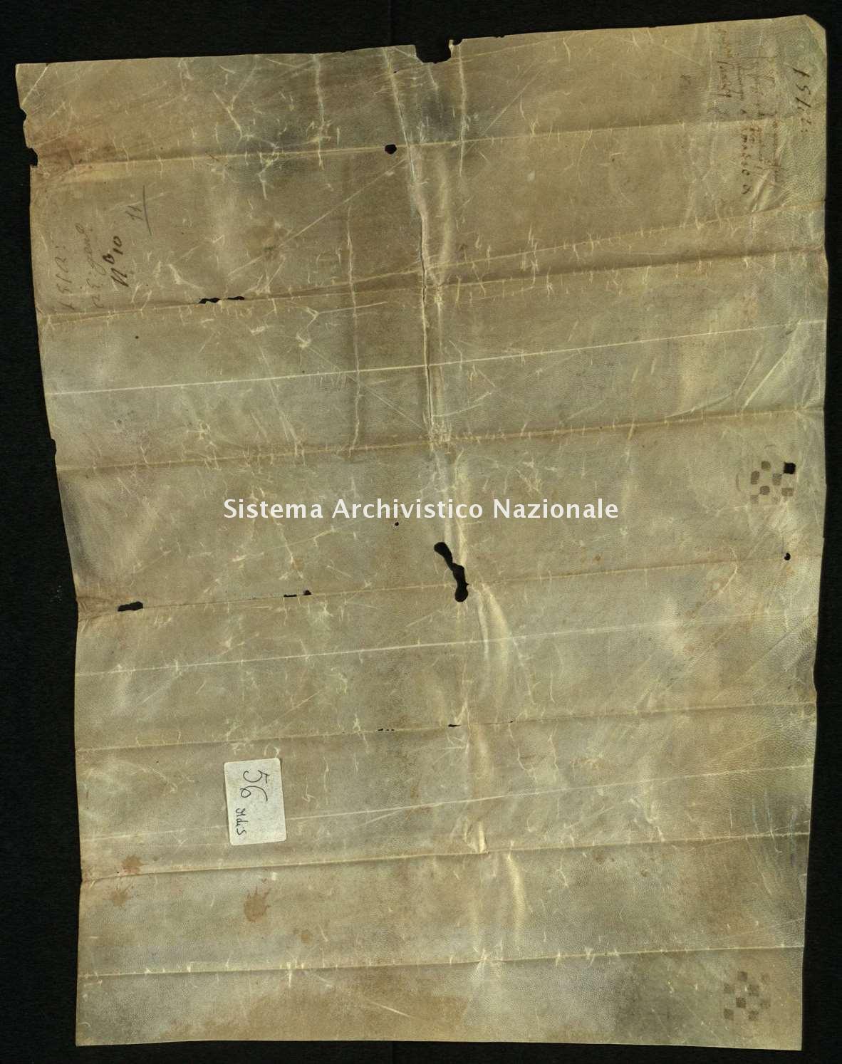 Archivio di Stato di Biella, Morra di Sandigliano, Pergamene, Sandigliano 1512