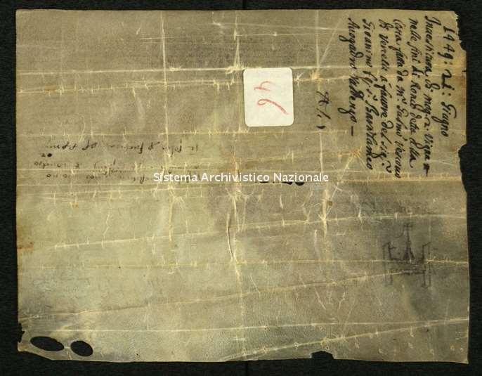 Archivio di Stato di Biella, Avogadro di Valdengo, Pergamene, Pergamene I, Biella, 21 giugno 1449