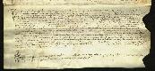 Archivio di Stato di Biella, Avogadro di Valdengo, Pergamene, Pergamene I, Vigliano, 10 luglio 1458