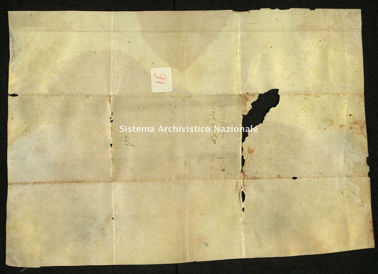 Archivio di Stato di Biella, Avogadro di Valdengo, Pergamene, Pergamene I, Biella, 22 febbraio 1498