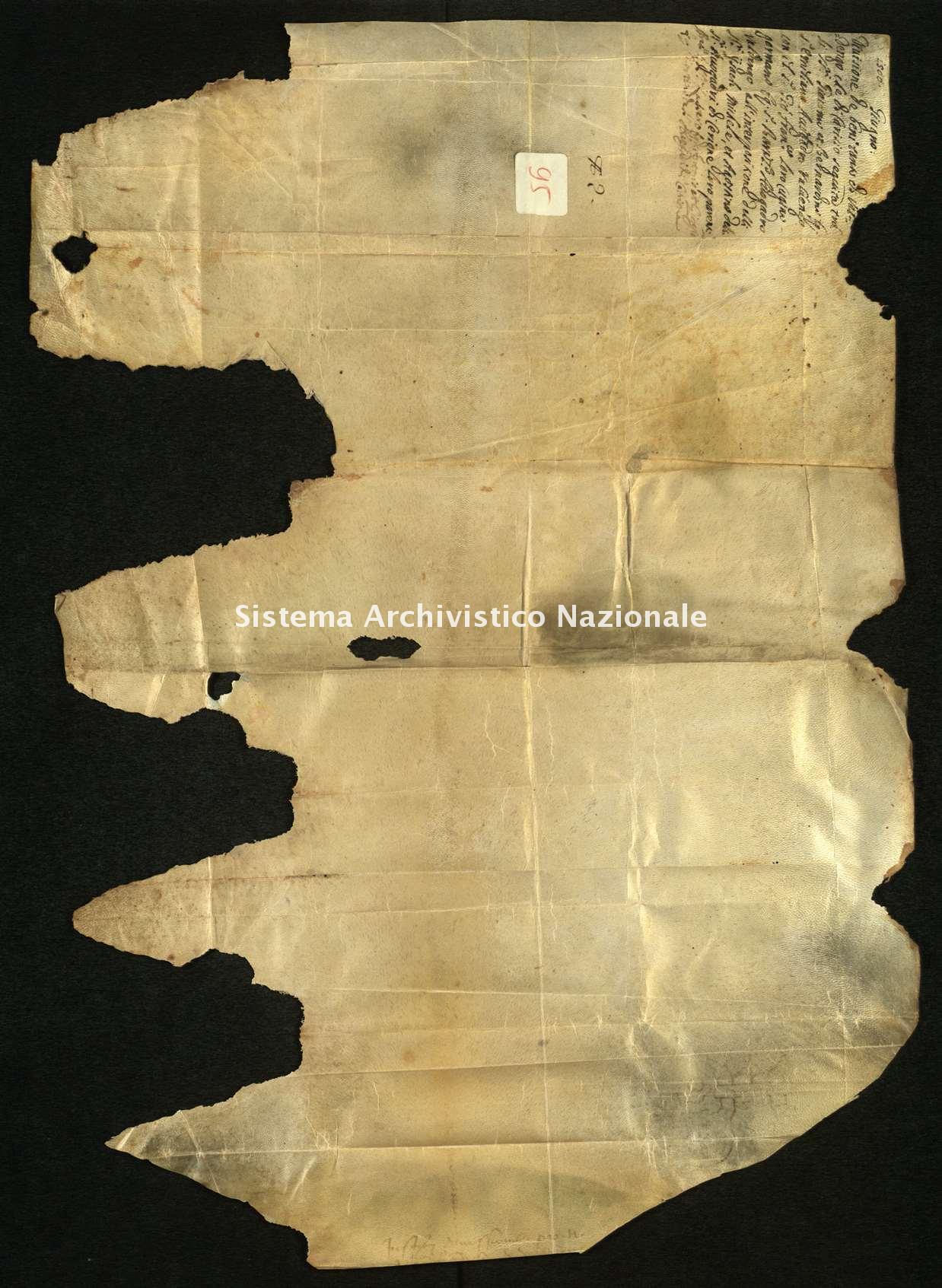 Archivio di Stato di Biella, Avogadro di Valdengo, Pergamene, Pergamene I, Cerrione, sec. XV - XVI, giugno