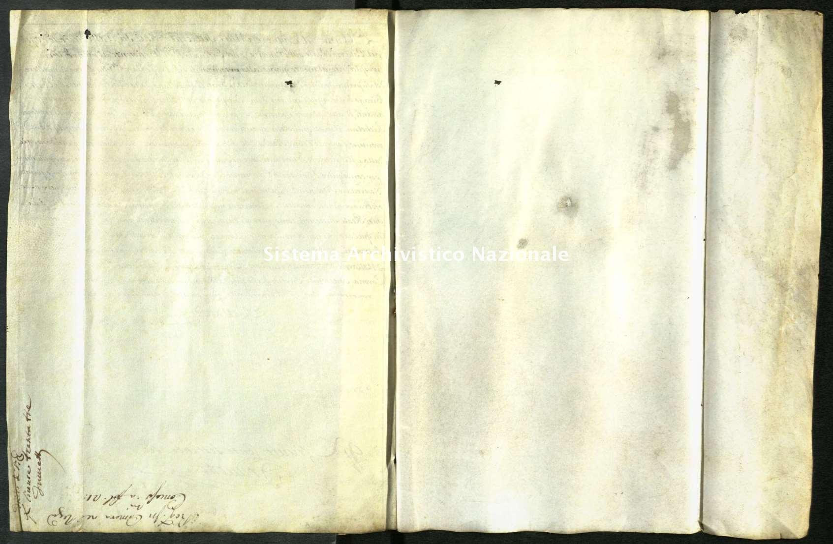 Archivio di Stato di Biella, Richelmy di Bovile, Pergamene, Venaria 1726