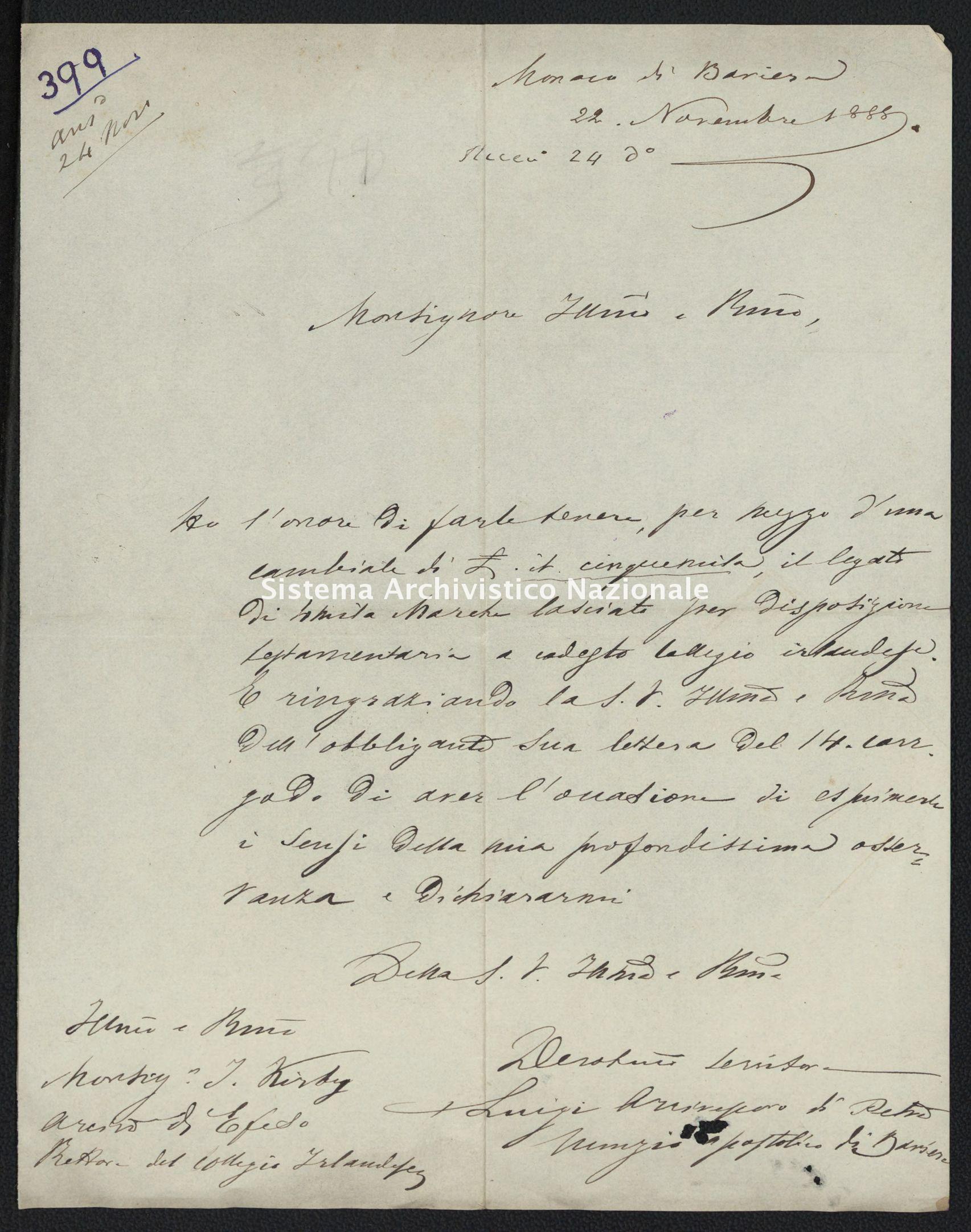 Pontificio Collegio Irlandese - Kirby_1888_399