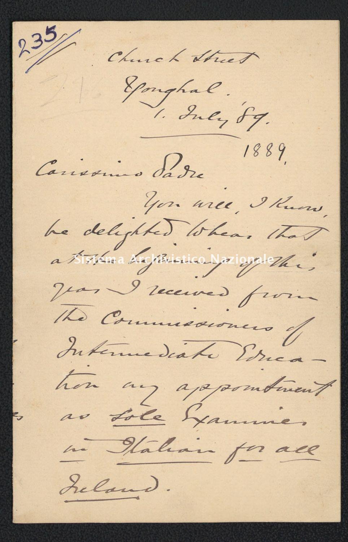 Pontificio Collegio Irlandese - Kirby_1889_235
