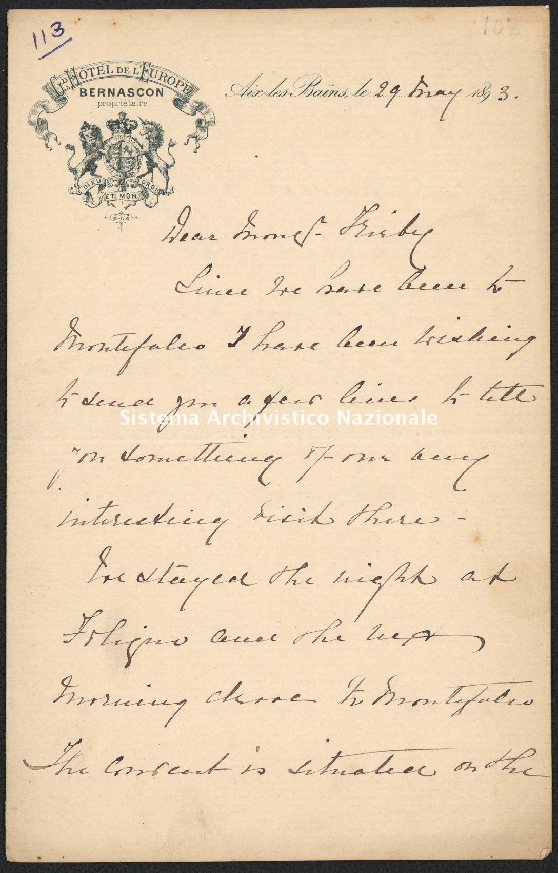 Pontificio Collegio Irlandese - Kirby_1893_113