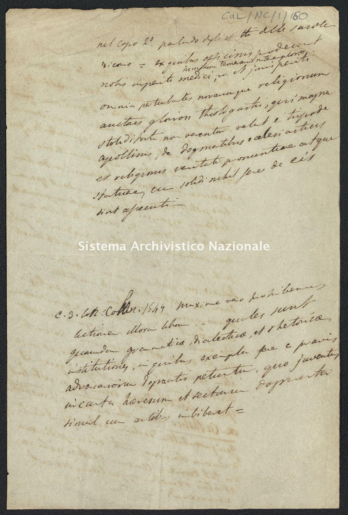 Pontificio Collegio Irlandese - CUL_NC_160