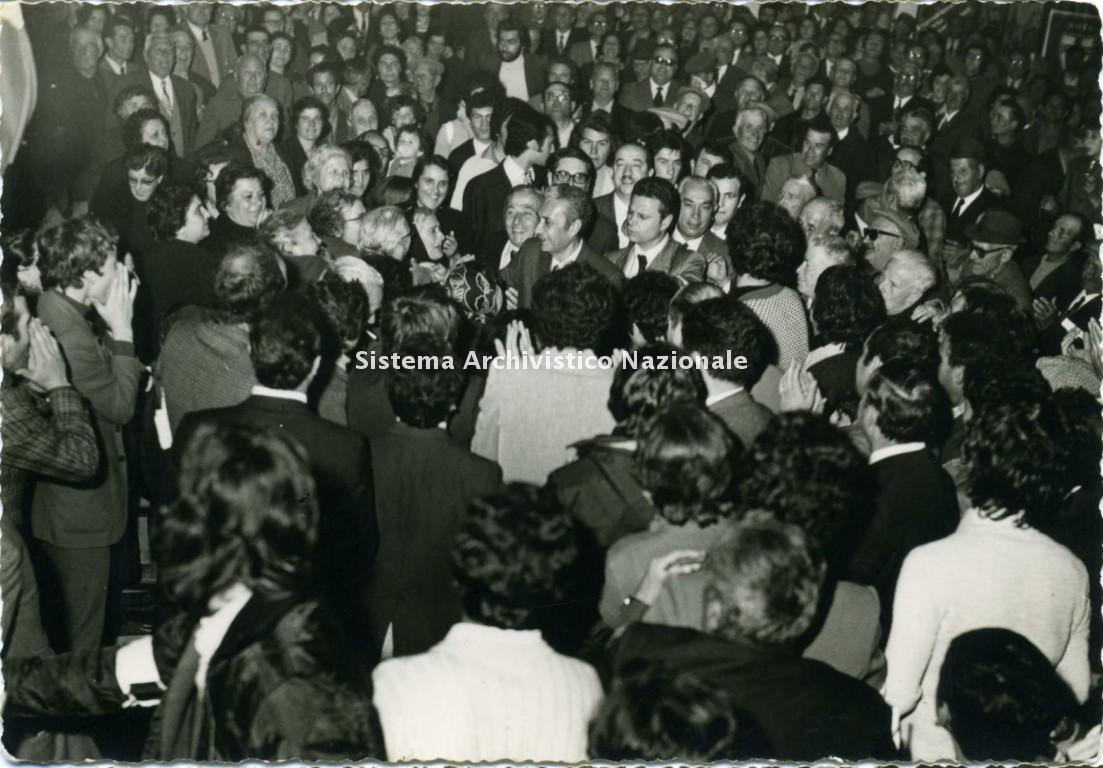 Aldo Moro, Toritto anni '60