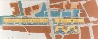 Planimetria generale dei comparti edilizi relativi...