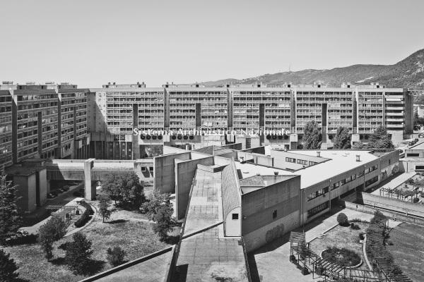 Studio Celli Tognon, Piano di edilizia economica e popolare di Rozzol Melara, Trieste, 1969-1982