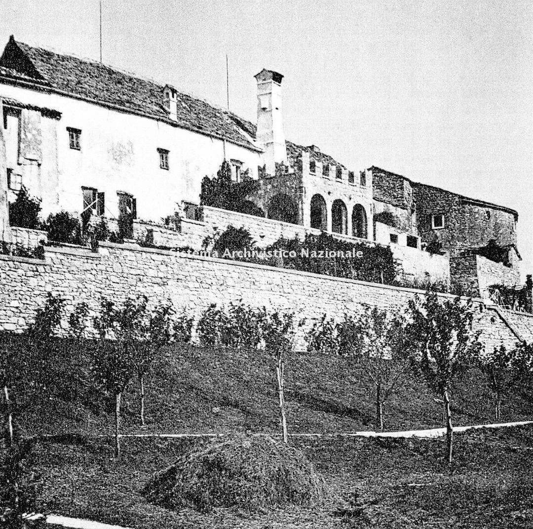 Max Fabiani, Villa Ferrari, San Daniele del Carso 1920-1935