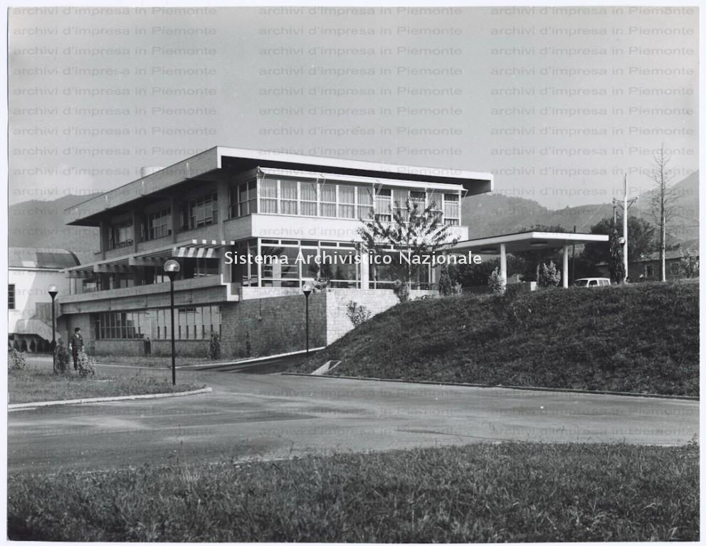 Stabilimento Olivetti, Massa 1962