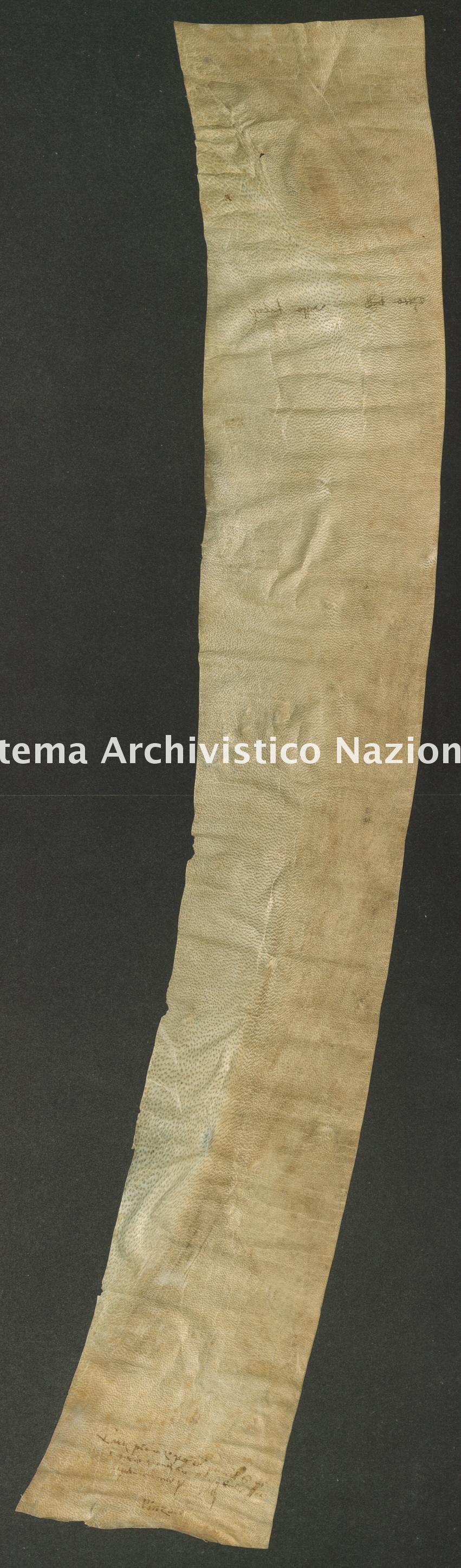 Archivio di Stato di Trento, Capitolo del Duomo di Trento, Pergamena ITASTNCAPITOLODUOMON0512
