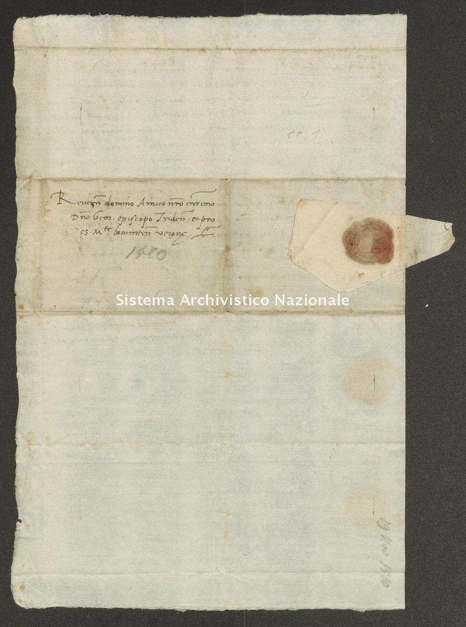 Archivio di Stato di Trento, Capitolo del Duomo di Trento, ITASTNCAPITOLODUOMON1271, Pergamena ITASTNCAPITOLODUOMON1271_08