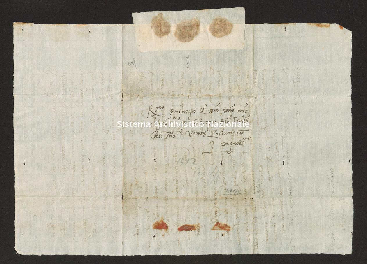 Archivio di Stato di Trento, Capitolo del Duomo di Trento, ITASTNCAPITOLODUOMON1282, Pergamena ITASTNCAPITOLODUOMON1282_17