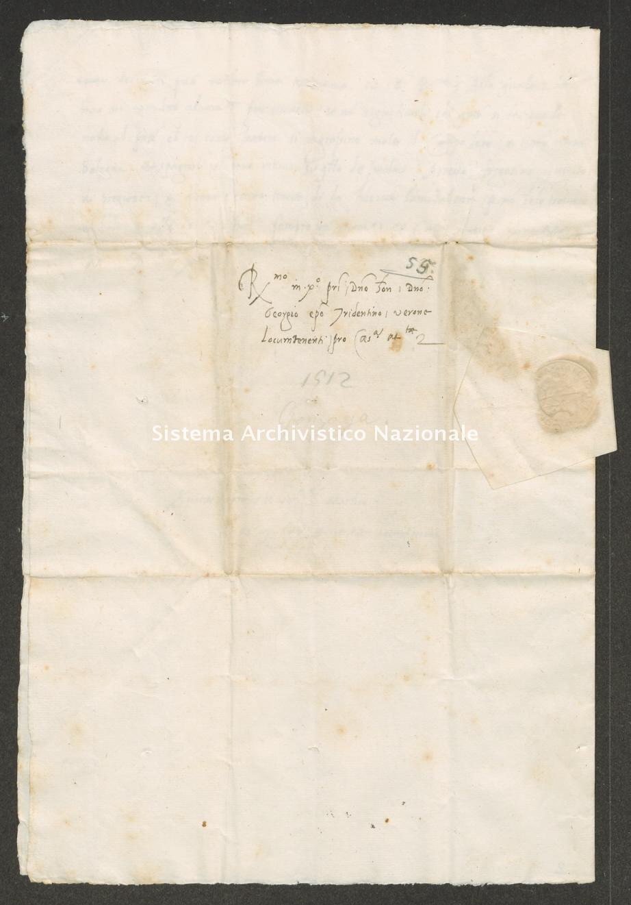 Archivio di Stato di Trento, Capitolo del Duomo di Trento, ITASTNCAPITOLODUOMON1283, Pergamena ITASTNCAPITOLODUOMON1283_04