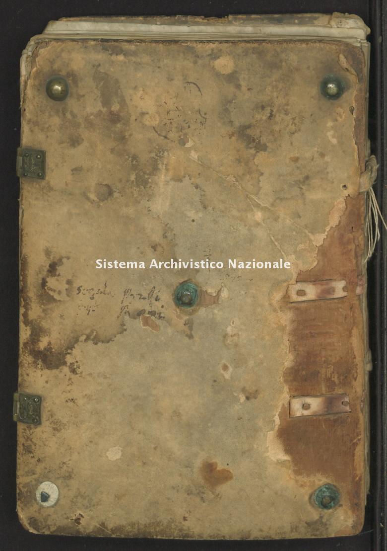 Archivio di Stato di Trento, Capitolo del Duomo di Trento, Pergamena ITASTNCAPITOLODUOMON1324