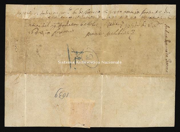 Archivio di Stato di Ancona, Comune di Ancona, Comune di Ancona (antico regime), Pergamene, Pergamena n. 513