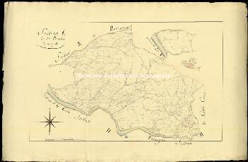 Archivio di Stato di Genova, Section L de la Breida. En une feuille, Segnatura: 1/Breida. Comune di Tornolo