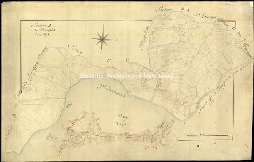 Archivio di Stato di Genova, Section A de Moneglia. En une feuille, Segnatura: 1/2