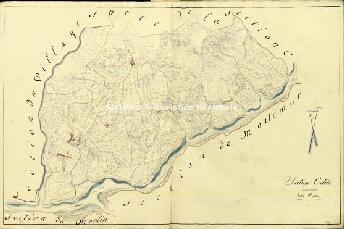 Archivio di Stato di Genova, Section C dite de la Costa. 2de Partie, Segnatura: 819