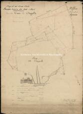 Archivio di Stato di Genova, Piano della Cava della Chiappella e terreni adiacenti, Segnatura: VII