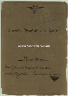 Archivio di Stato della Spezia, Prefettura, Affari generali, Perizie d'Esproprio del Genio militare, Perizia n. 129 - Mori Francesca vedova del fu Agostino, b. 6 fasc. 27, 26 pp.
