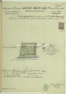 Archivio di Stato della Spezia, Prefettura, Affari generali, Perizie d'Esproprio del Genio militare, Perizia n. 184 - Rolla Gerolamo fu Paolo, b. 9 fasc. 46, 18 pp.