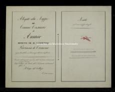 Archivio di Stato di Milano, ALLEGATO DI RETTIFICA DEL COMUNE CENSUARIO DI ANNICCO, Segnatura: 4971 -, Mappa: 2, Foglio: 1 (id: 208505)