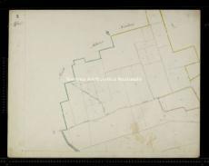 Archivio di Stato di Milano, ALLEGATO DI RETTIFICA DEL COMUNE CENSUARIO DI AFFORI, Segnatura: 2736 -, Mappa: 2, Foglio: 3 (id: 163794)