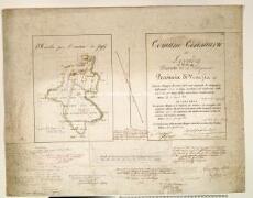 Archivio di Stato di Venezia, Censo stabile, Mappe austriache, Cartella: 100 Foglio:15, (id:003810000008)